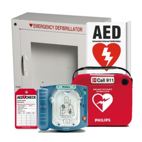 Automated External Defibrillator Image