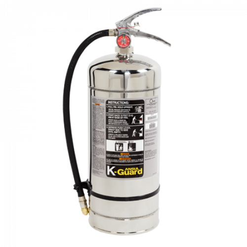 ANSUL® K-GUARD Kitchen Fire Extinguishers Image