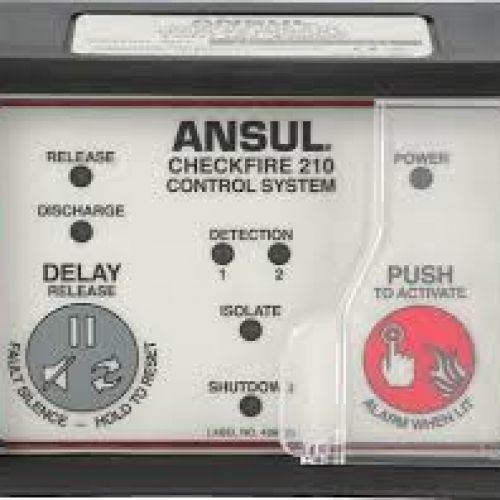 ANSUL® CHECKFIRE 210 Detection & Actuation System Image