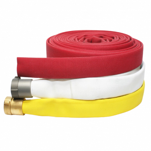 Double Jacket Fire Hose Image