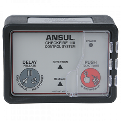 ANSUL® CHECKFIRE 110 Detection & Actuation System Image