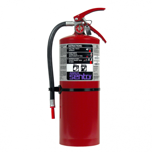 ANSUL® Sentry Carbon Dioxide Fire Extinguishers Image